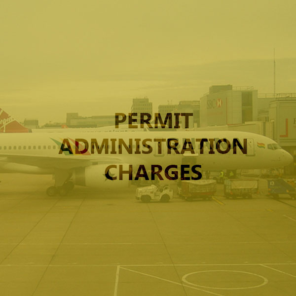 PERMIT ADMINISTRATIVE CHARGES