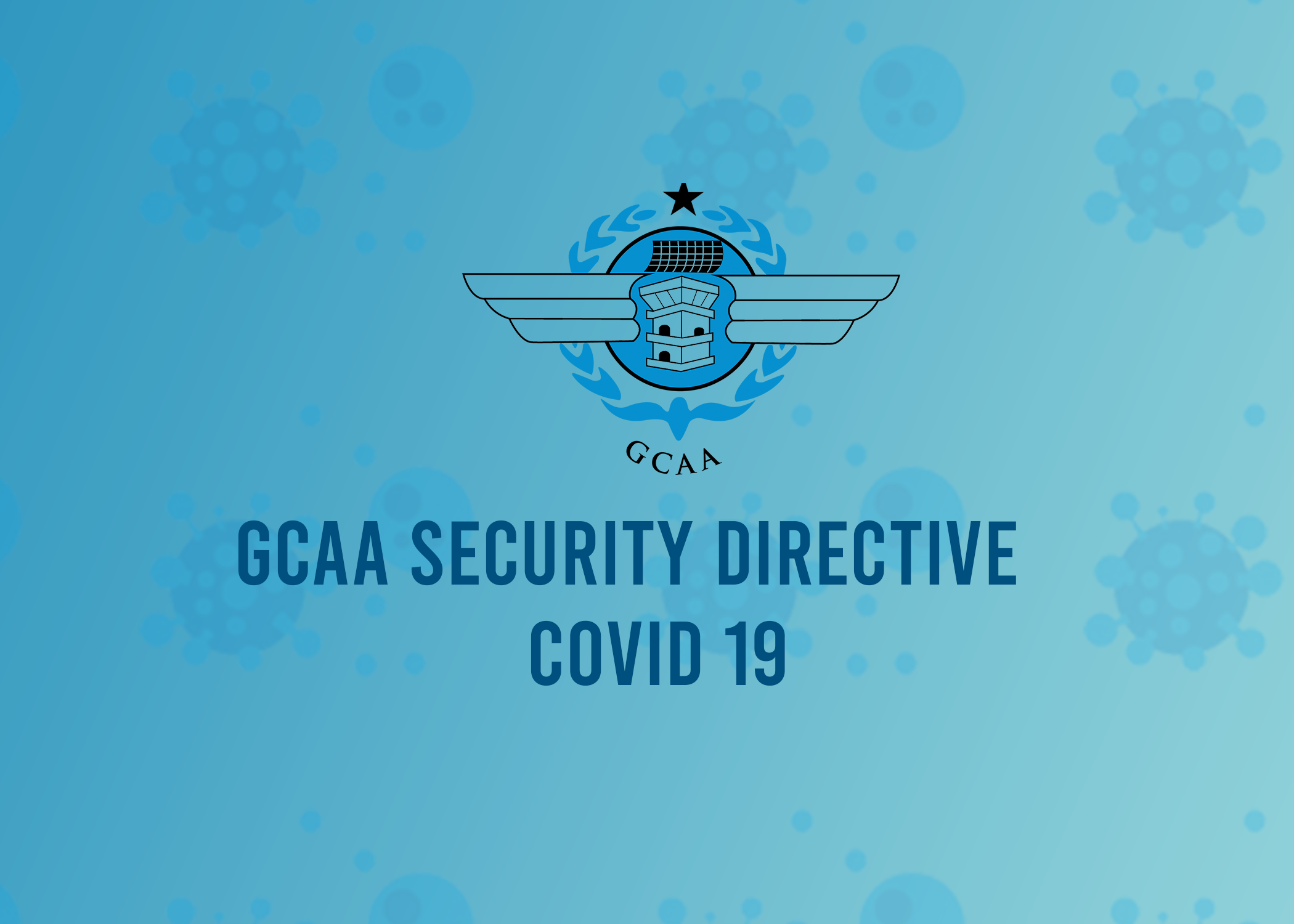 SECURITY DIRECTIVE COVID 19
