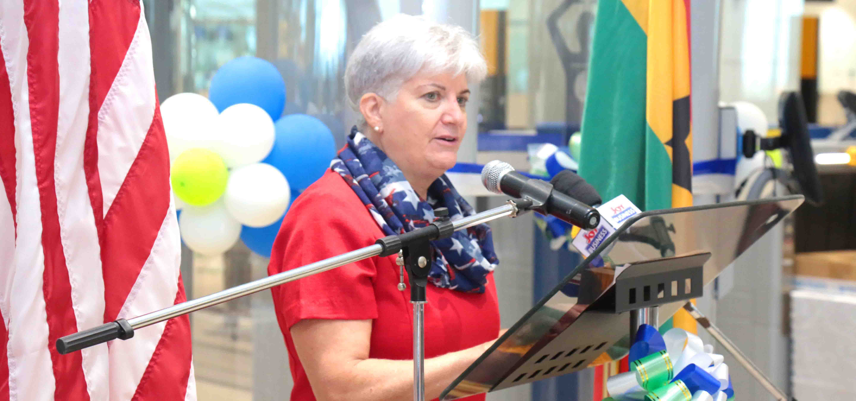 U.S. Government Donates Aviation Security Equipment to Ghana
